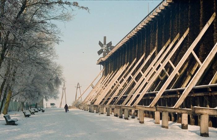 Ciechocinek_tężnia_zimą