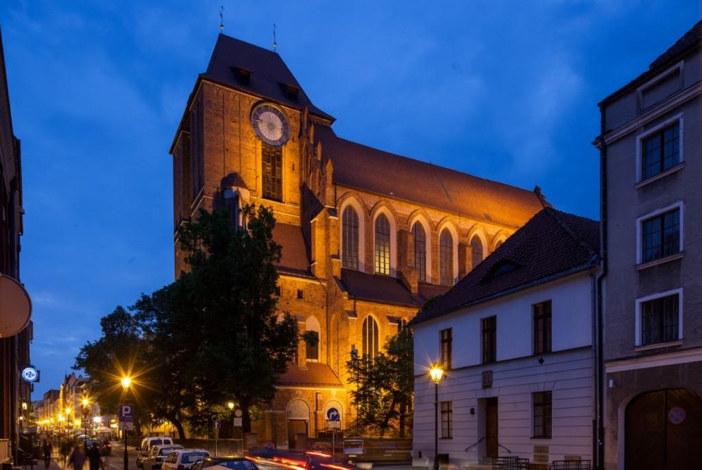 Toruń katedra