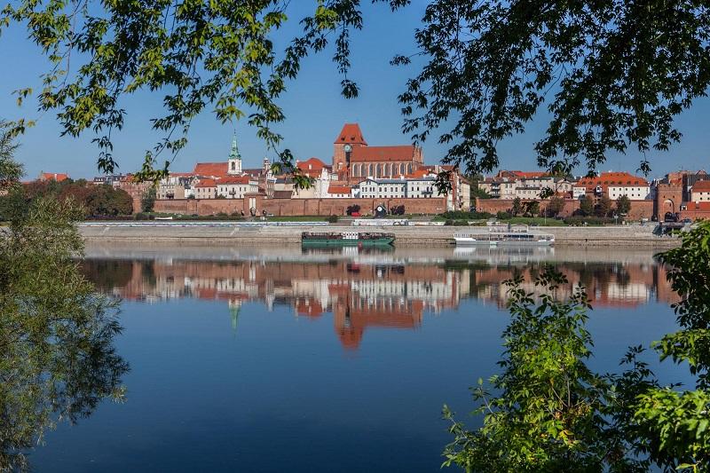 panorama_Toruń