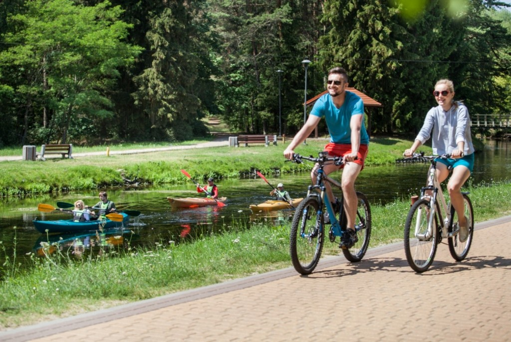 rowery Bory Tucholskie