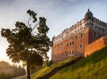 zamek Golub Dobrzyń